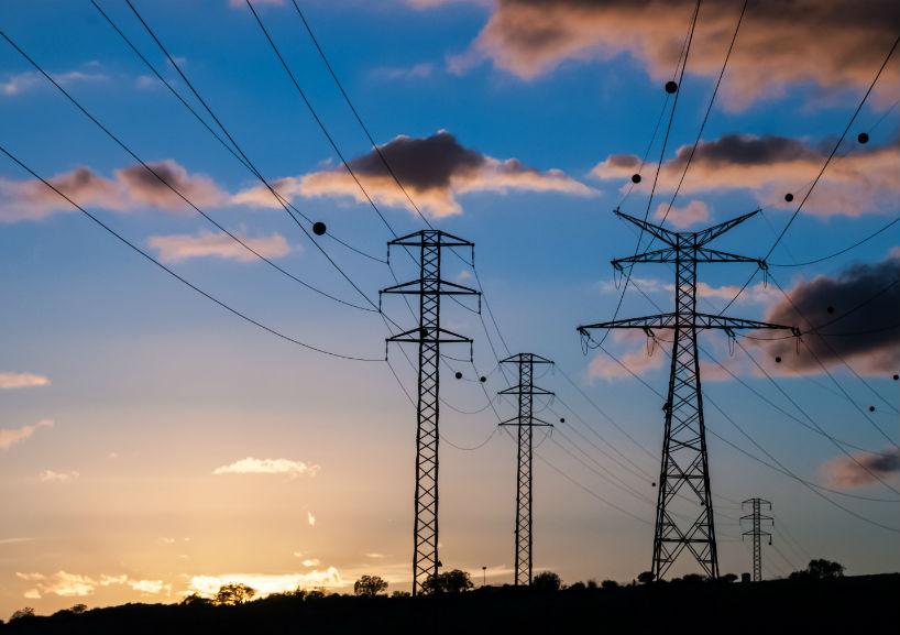 Aumento da energia Elétrica