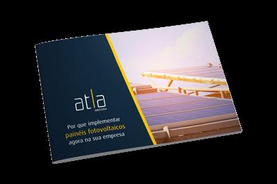 E-Book - Por que implementar painéis fotovoltaicos agora na sua empresa