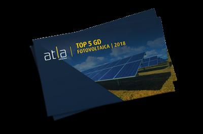 E-Book - TOP 5 do mercado de Geração Distribuída Fotovoltaica em 2018