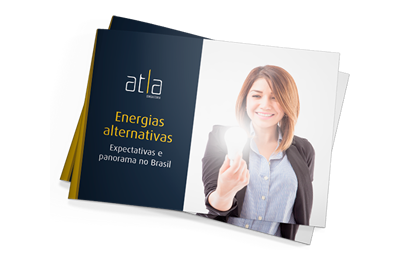 E-Book - Energias alternativas: expectativas e panorama no Brasil